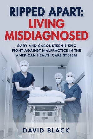 Ripped Apart: Living Misdiagnosed book image