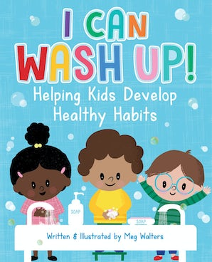 I Can Wash Up! book image