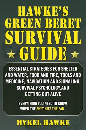 Hawke's Green Beret Survival Manual book image