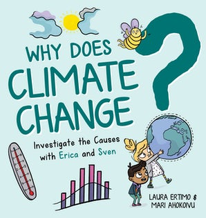 Why Does Climate Change? book image