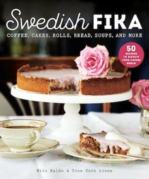 Swedish Fika book image