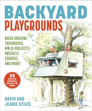 Backyard Playgrounds book image