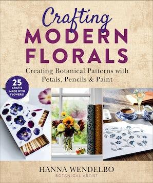 Crafting Modern Florals book image