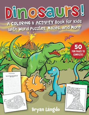 Dinosaurs! book image