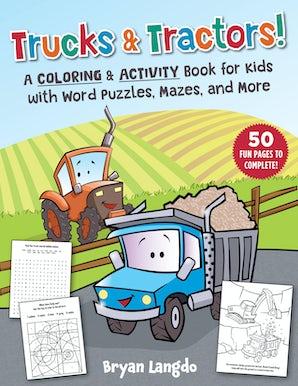 Trucks & Tractors! book image