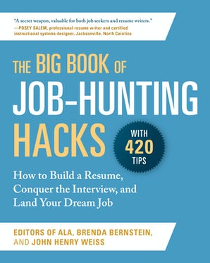 The Big Book of Job-Hunting Hacks