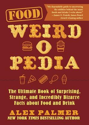 Food Weird-o-Pedia book image