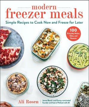 Modern Freezer Meals book image