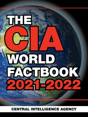 The CIA World Factbook 2021-2022 book image