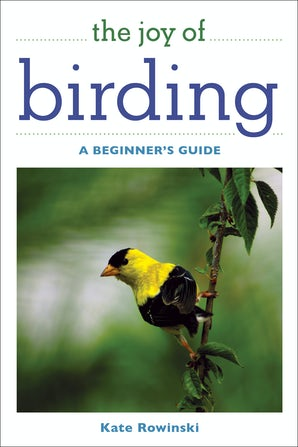The Joy of Birding book image
