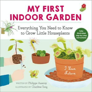 My First Indoor Garden book image