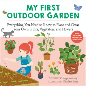 My First Outdoor Garden book image