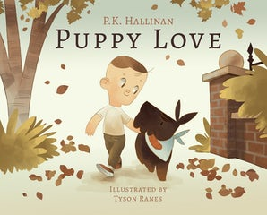 Puppy Love book image