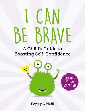 I Can Be Brave book image