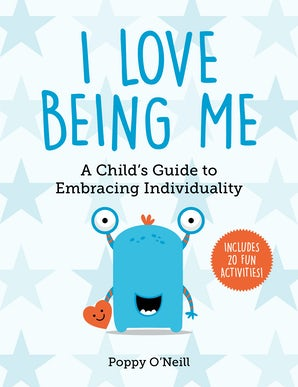 I Love Being Me book image