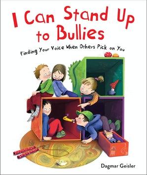 I Can Stand Up to Bullies book image