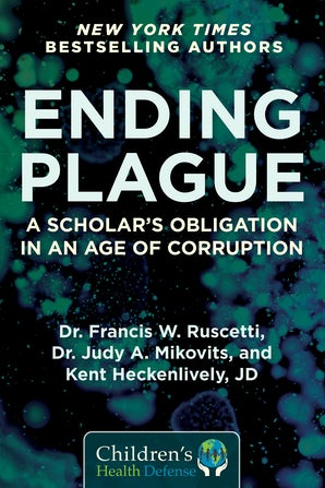 Ending Plague book image