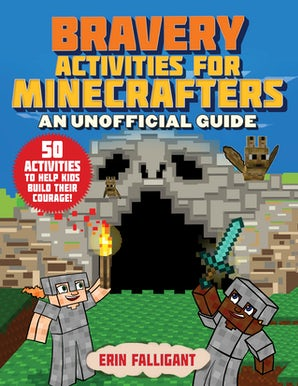 Bravery Activities for Minecrafters book image