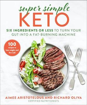 Super Simple Keto book image