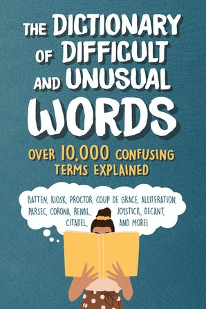 The Dictionary of Difficult and Unusual Words book image