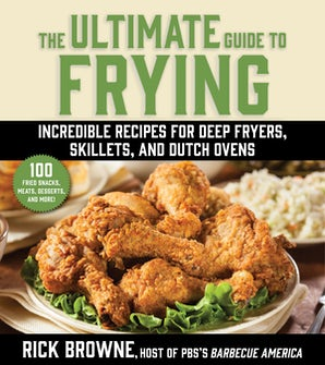 The Ultimate Guide to Frying book image
