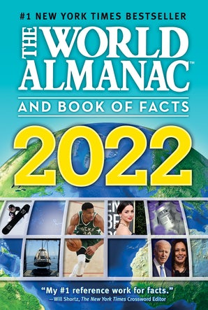 The World Almanac and Book of Facts 2022 book image