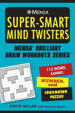 Mensa® Super-Smart Mind Twisters book image