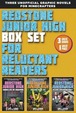 The Redstone Junior High Box Set for Reluctant Readers