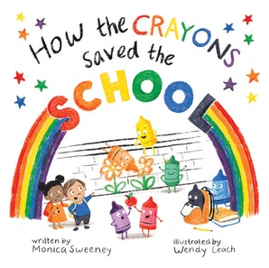 How the Crayons Saved the School