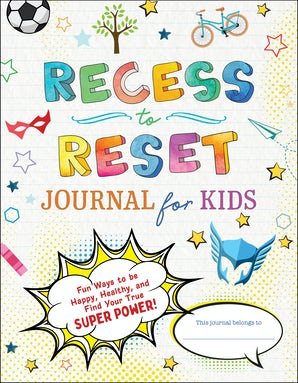Recess to Reset Journal for Kids
