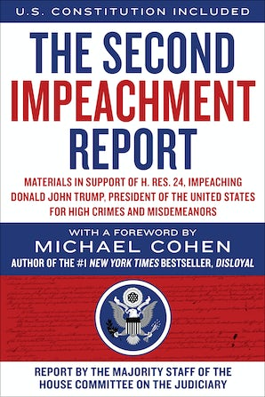 The Second Impeachment Report book image