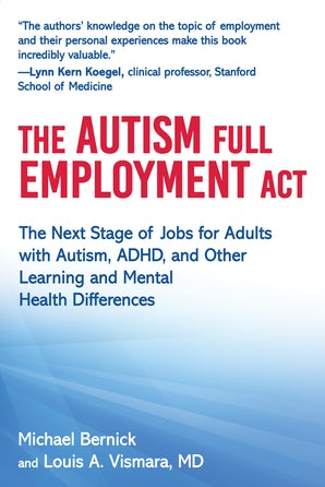 The Autism Full Employment Act book image