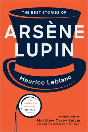 The Best Stories of Arsène Lupin book image