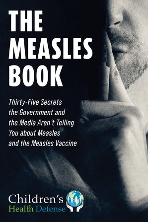 The Measles Book book image