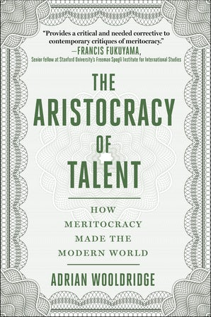 The Aristocracy of Talent book image