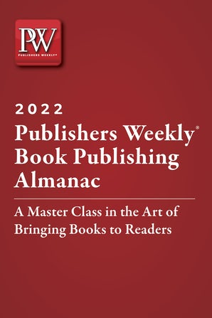 Publishers Weekly Book Publishing Almanac 2022 book image