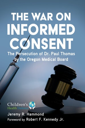 The War on Informed Consent book image