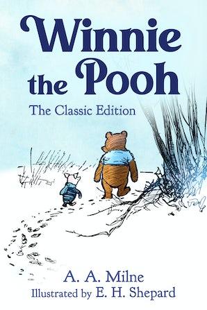 Winnie the Pooh book image