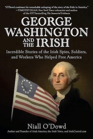 George Washington and the Irish book image