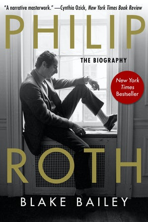 Philip Roth book image
