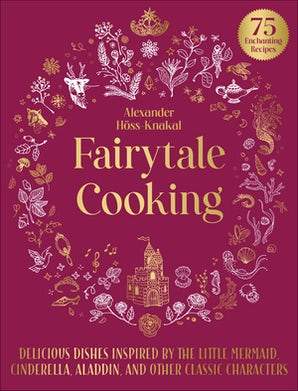 Fairytale Cooking book image