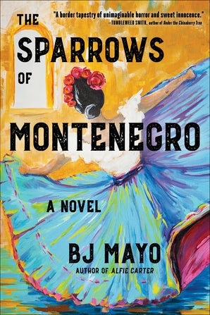 The Sparrows of Montenegro book image