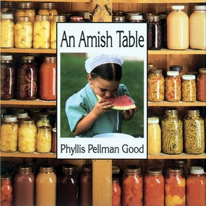 Amish Table book image
