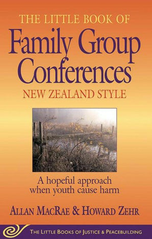 Little Book of Family Group Conferences New Zealand Style book image