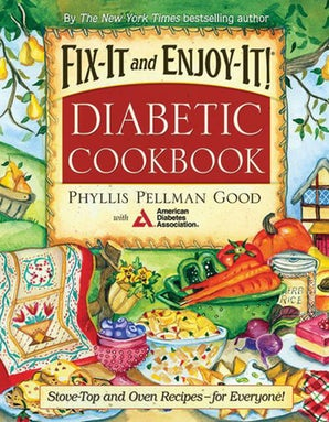 Fix-It and Enjoy-It Diabetic book image