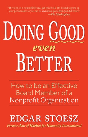Doing Good Even Better book image