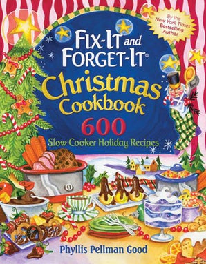Fix-It and Forget-It Christmas Cookbook book image