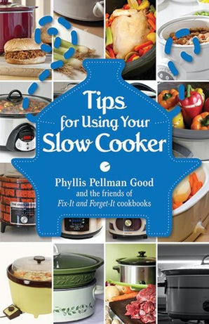 Tips for Using Your Slow Cooker book image