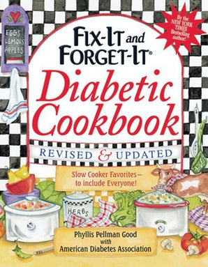 Fix-It and Forget-It Diabetic Cookbook Revised and Updated book image
