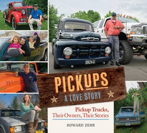 Pickups A Love Story book image